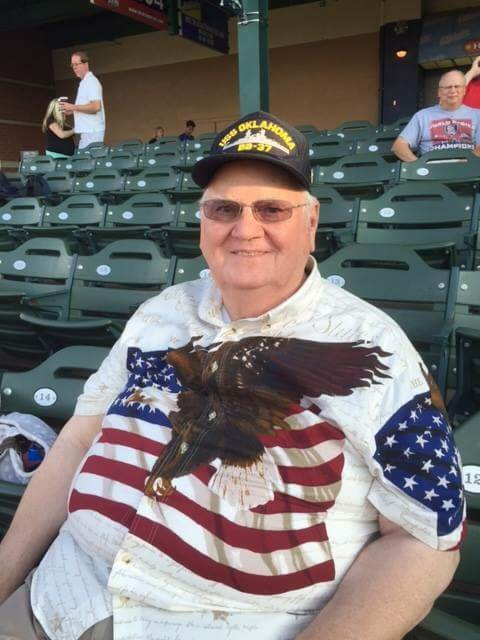Peoria Chiefs' Honor Families of the Fallen August 2016-02