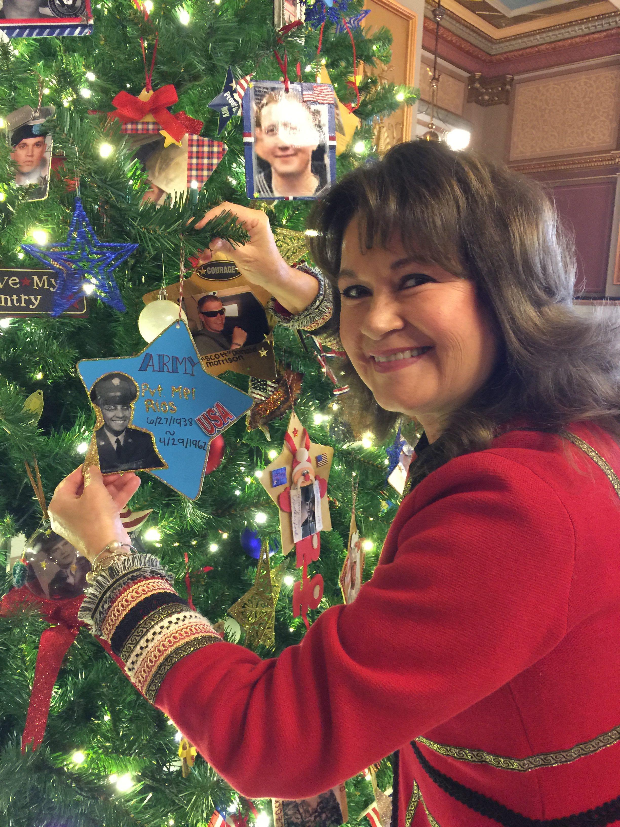 Tree of Honor Springfield IL 2017-19
