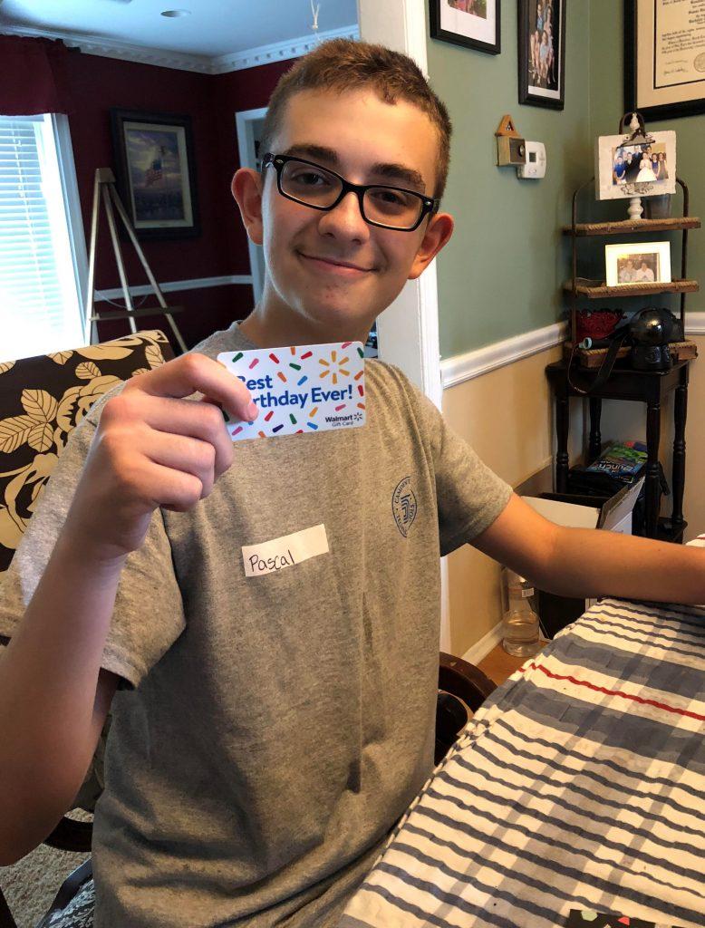 Children's Greeting Card Program 135
