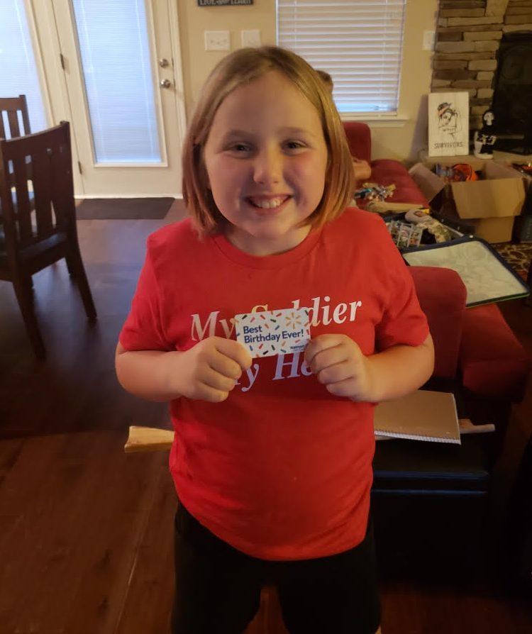 Children's Greeting Card Program 139