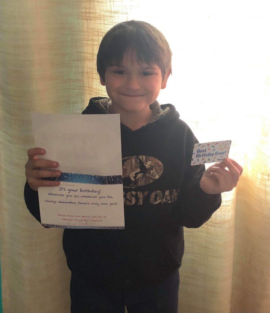 Children's Greeting Card Program 140