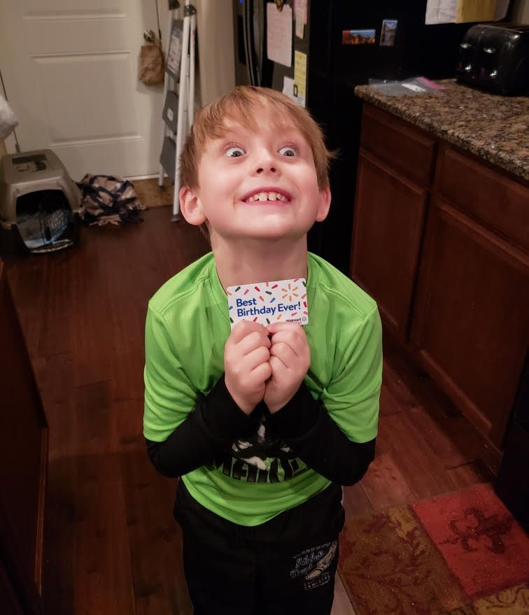 Children's Greeting Card Program 159