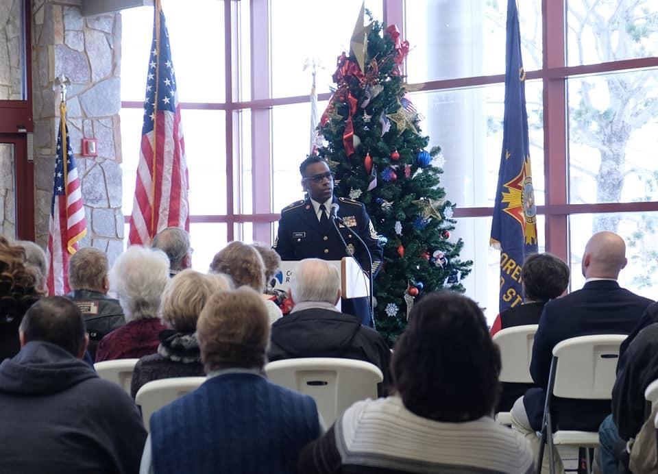 Fallen Heroes Tree of Honor Bloomington, IL 2018-04