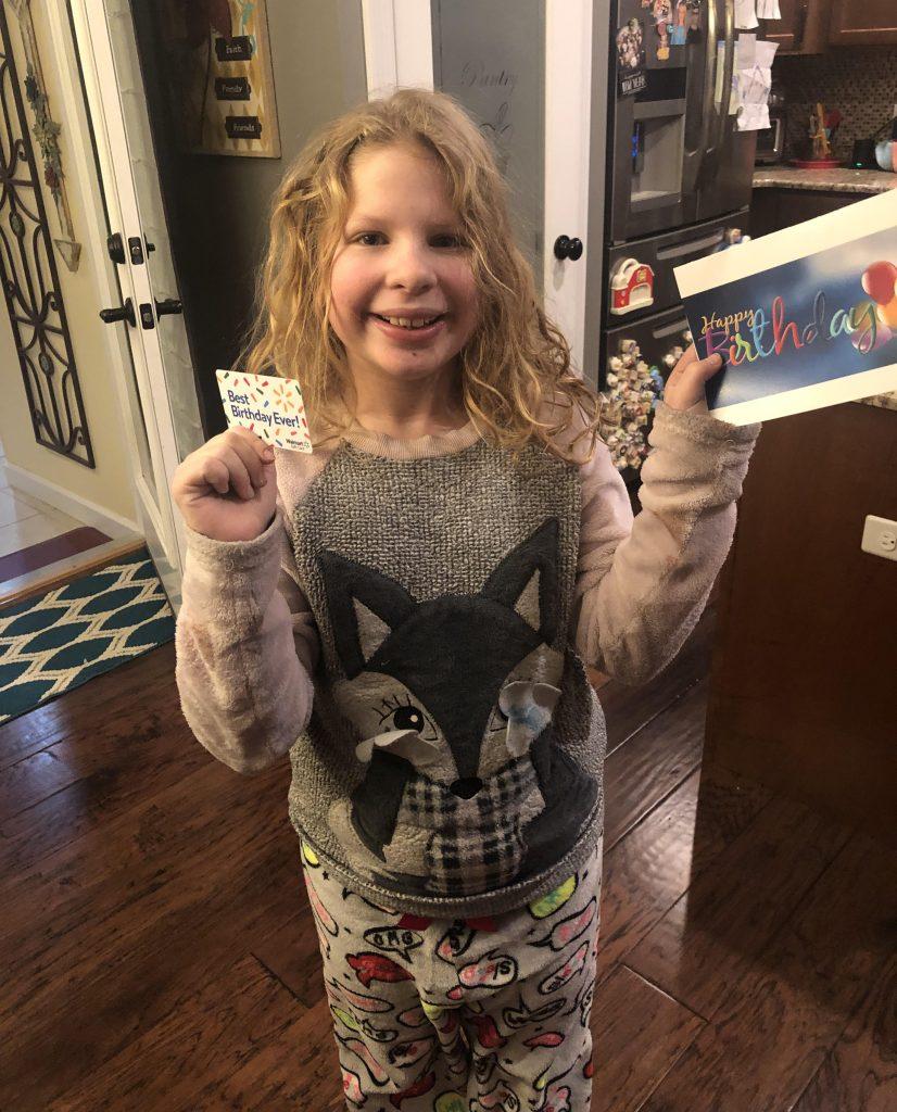 Children's Greeting Card Program 162