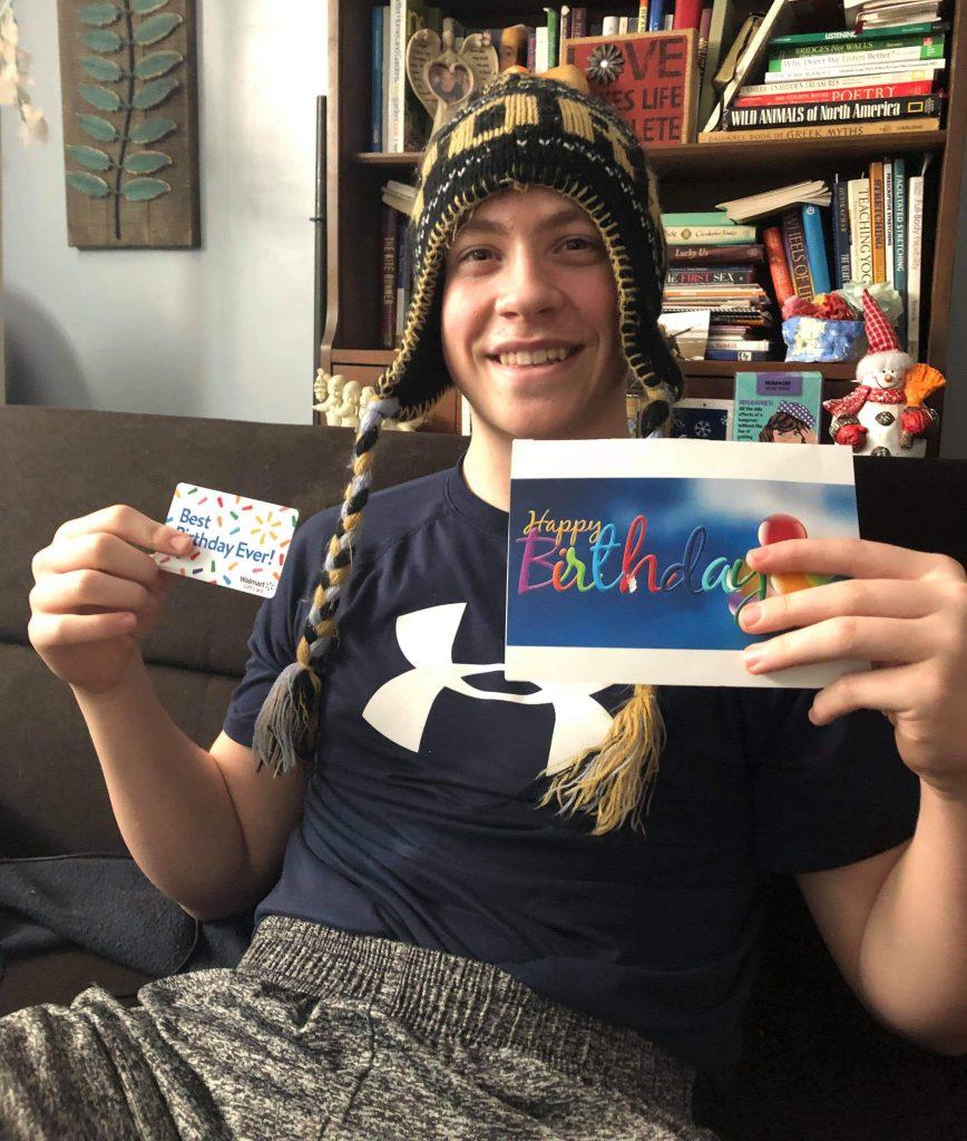 Children's Greeting Card Program 165