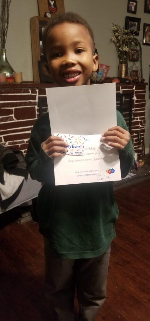 Children's Greeting Card Program 167