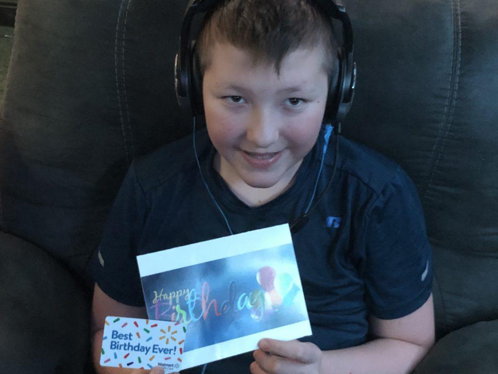 Children's Greeting Card Program 174