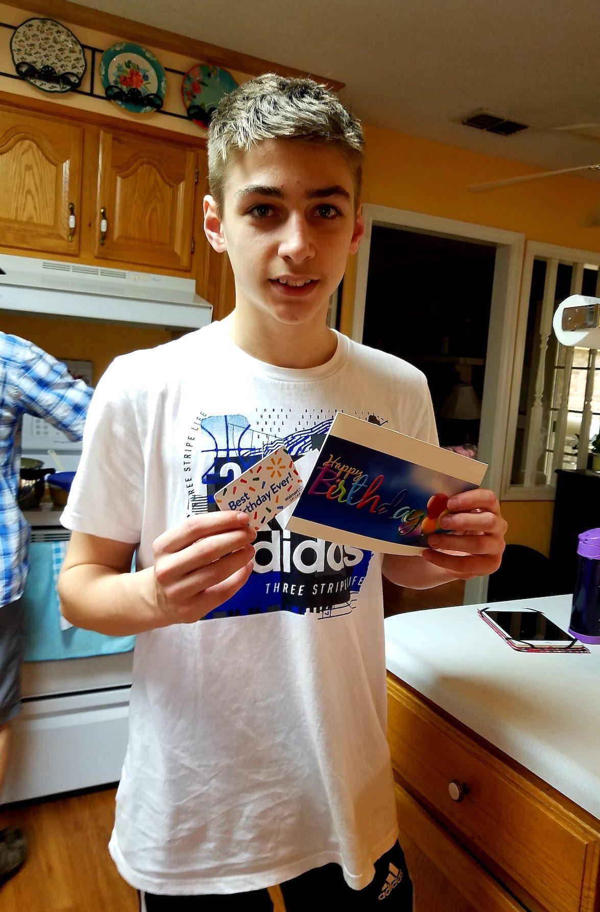 Children's Greeting Card Program 176