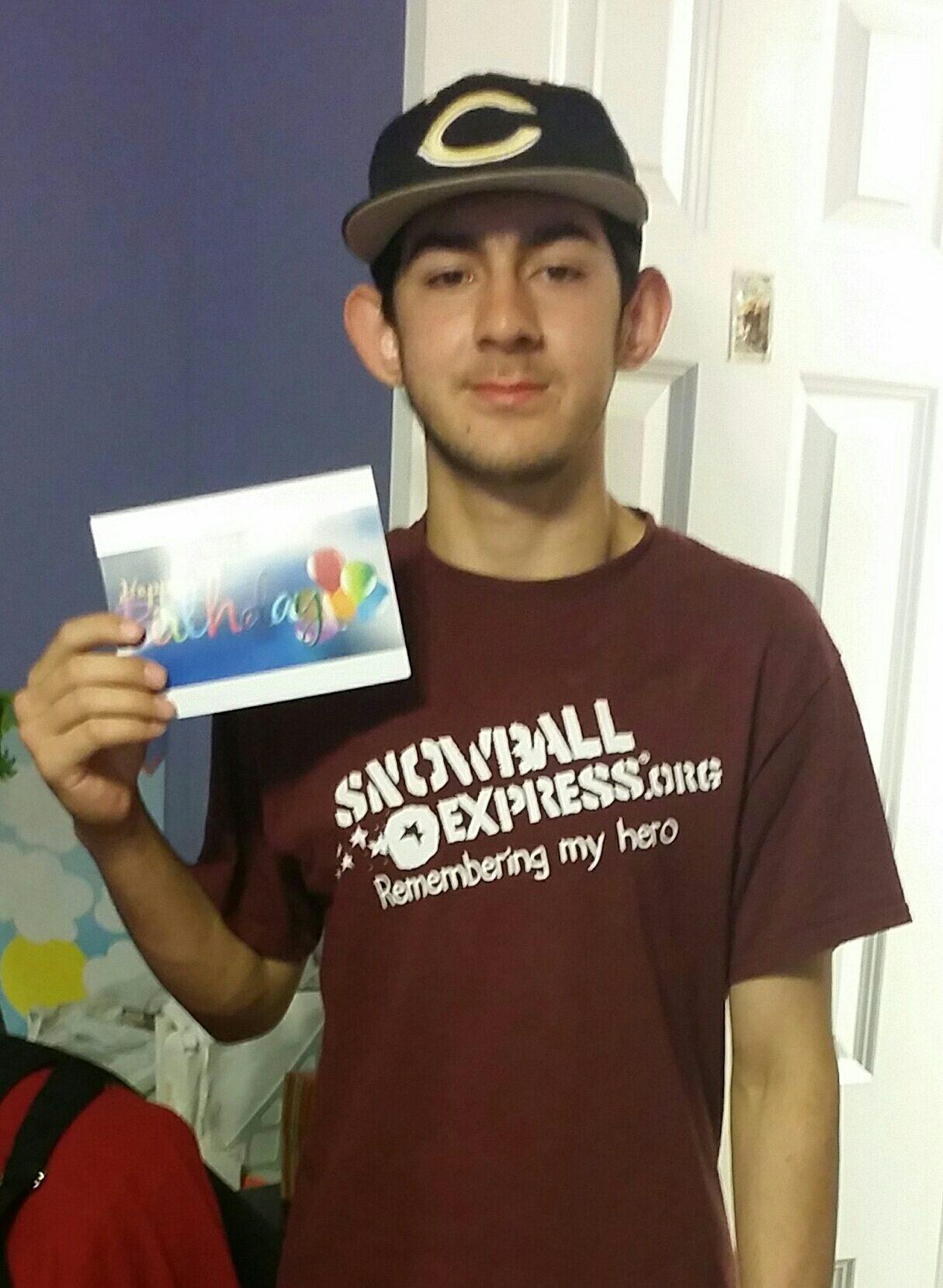 Children's Greeting Card Program 182